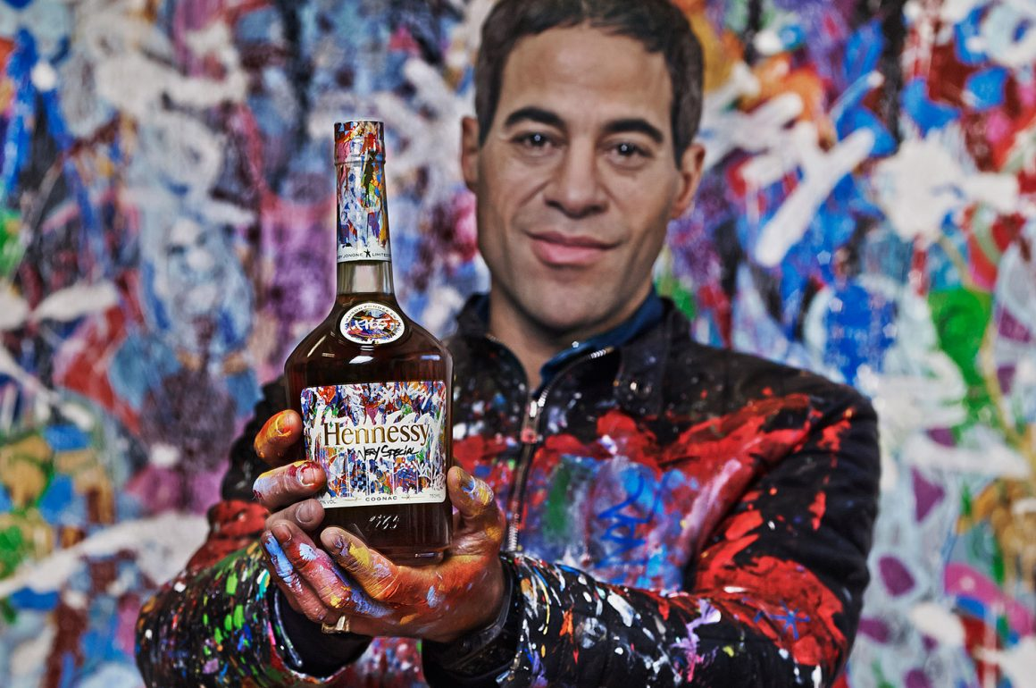 HENNESSY X JONONE THE BLUP