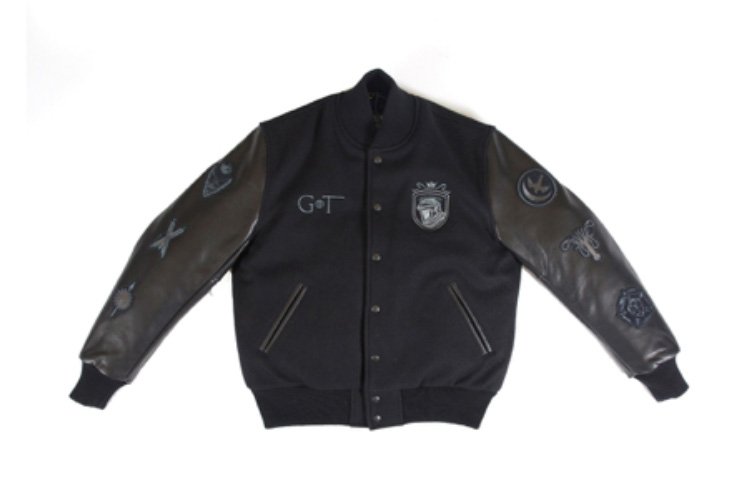 BILLIONAIRE BOYS CLUB RELEASE GAME OF THRONES JACKET THE BLUP