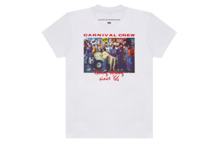 BOILER ROOM LAUNCH CARNIVAL INSPIRED TEES FOR GRENFELL THE BLUP