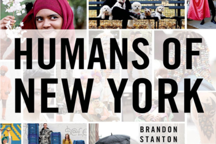 HUMANS OF NEW YORK TV SHOW IS HERE THE BLUP