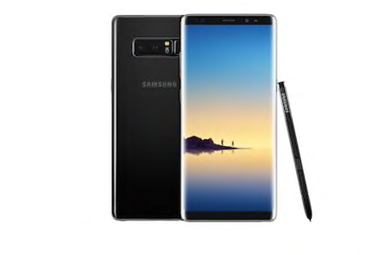 SAMSUNG REVEAL NEW GALAXY NOTE 8 THE BLUP