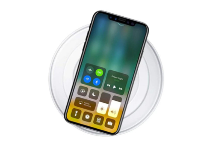 WIRELESS CHARGING FOR THE IPHONE 8? THE BLUP