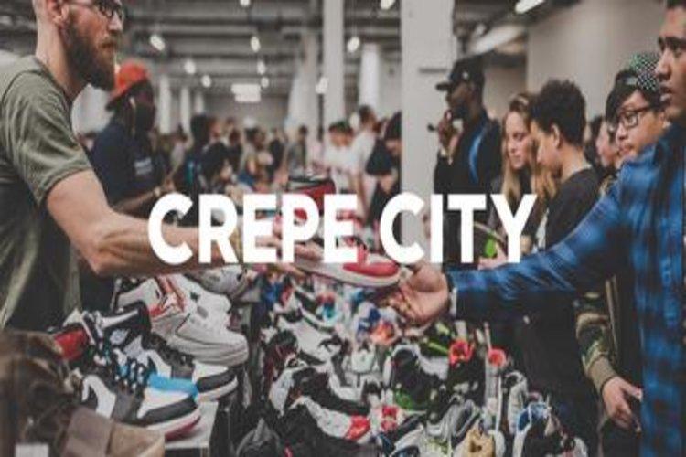 TAKE A LOOK AT THE NEWEST KICKS AT CREPE CITY 2017 THE BLUP