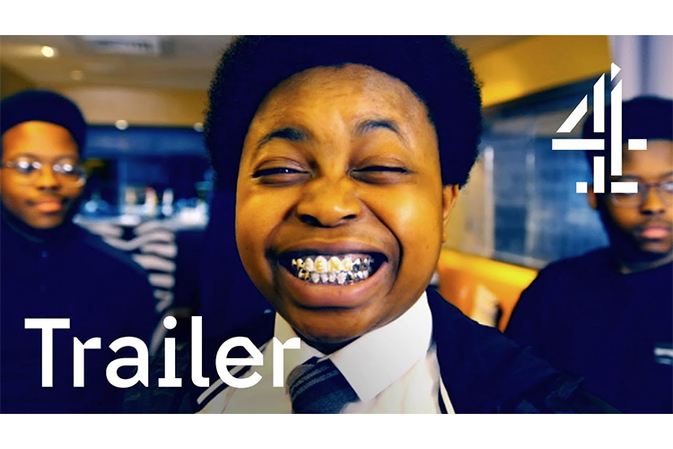 PENG LIFE - CHICKEN CONNOISSEUR TAKES ON CHANNEL 4 THE BLUP