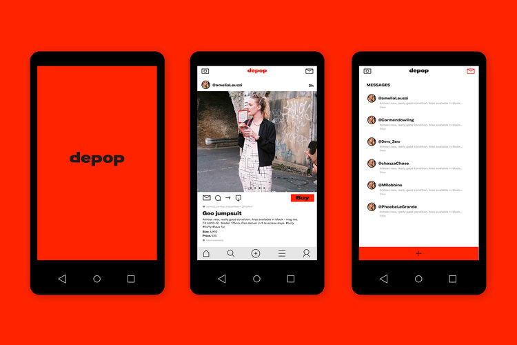 DEPOP: HOW IT'S DEFINING A NEW GENERATION OF FASHION THE BLUP