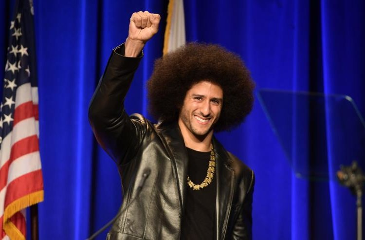 """NIKE MAKES COLIN KAEPERNICK A FACE OF THEIR """"JUST DO IT"""" CAMPAIGN THE BLUP"""