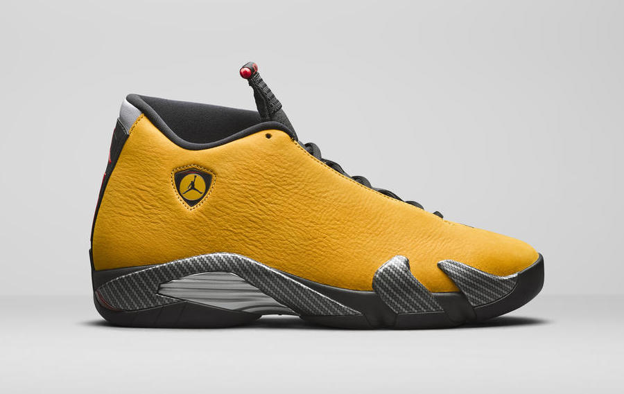 AIR JORDAN XIV 'REVERSED FERRARI' DROP THE BLUP