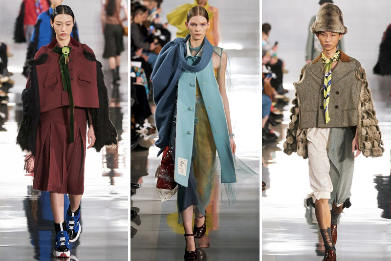 BEST COLLECTIONS FROM PARIS FASHION WEEK FW20 THE BLUP