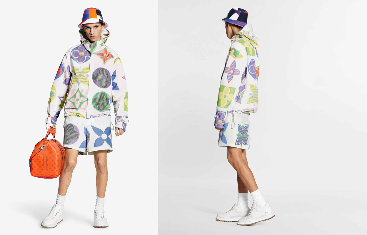 LOUIS VUITTON'S LATEST PLAYFUL SUMMER CAPSULE THE BLUP