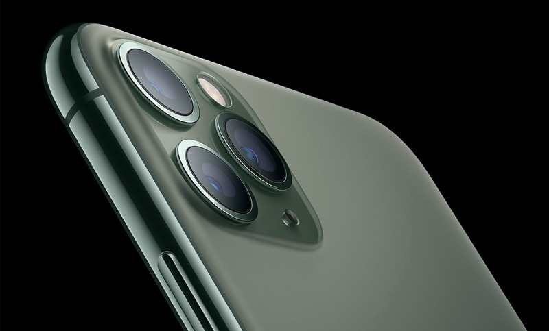 APPLE OPTING FOR A BEZEL-LESS iPHONE 12 DISPLAY THE BLUP