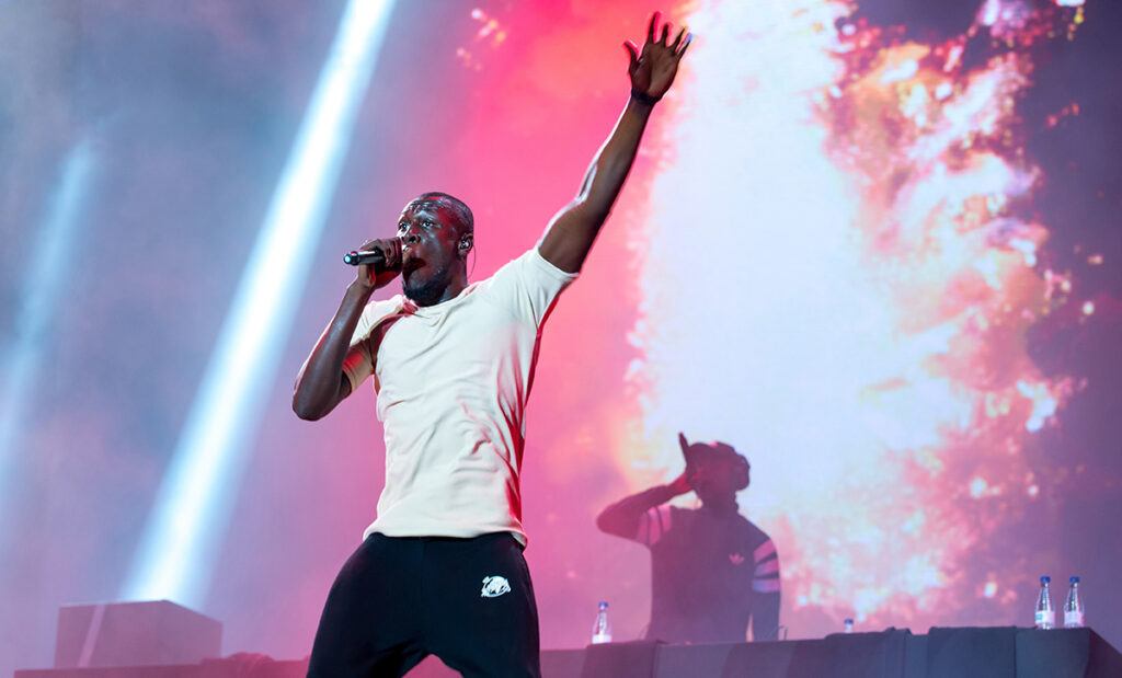 STORMZY OFFICIALLY RECOGNISED AS ONE OF THE UK'S RICHEST MUSICIANS THE BLUP