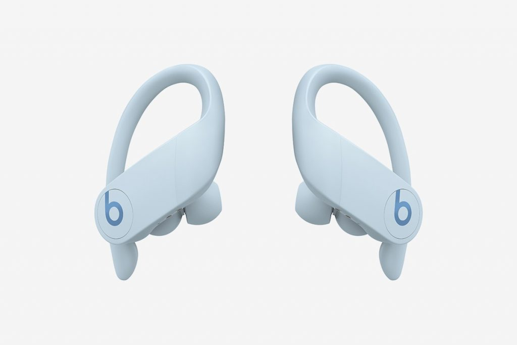 APPLE TO RELEASE POWERBEATS PRO IN NEW COLOURS THE BLUP