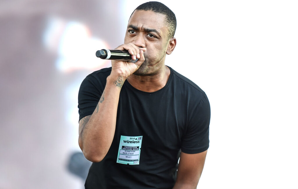 WILEY DROPS A NEW ALBUM THE BLUP