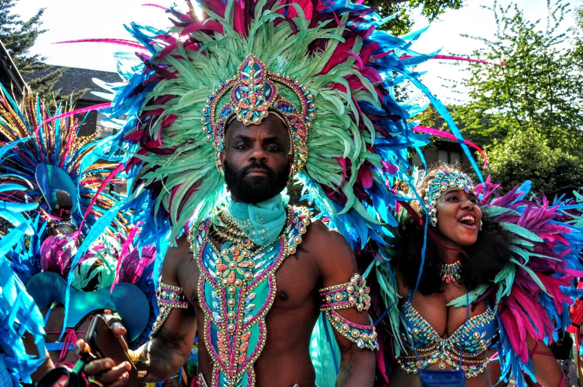 NOTTING HILL CARNIVAL IS BACK ON THE BLUP
