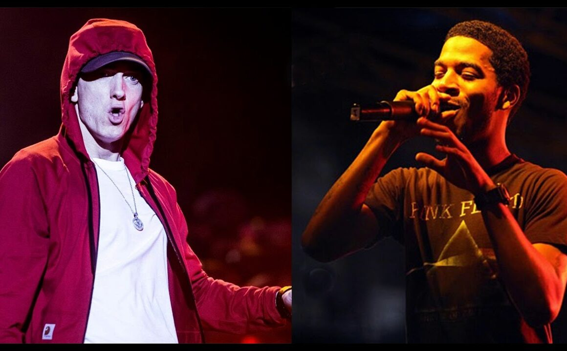 EMINEM & KID CUDI COLLAB THE BLUP