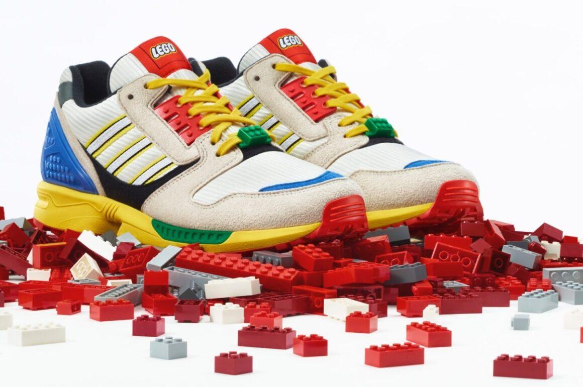 ADIDAS & LEGO'S MULTI-YEAR PARTNERSHIP THE BLUP