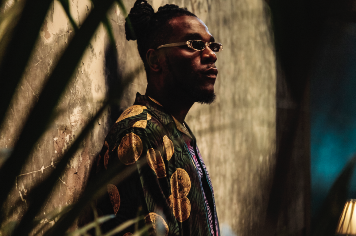 BURNA BOY RELEASES NEW EMOTIONAL SONG THE BLUP