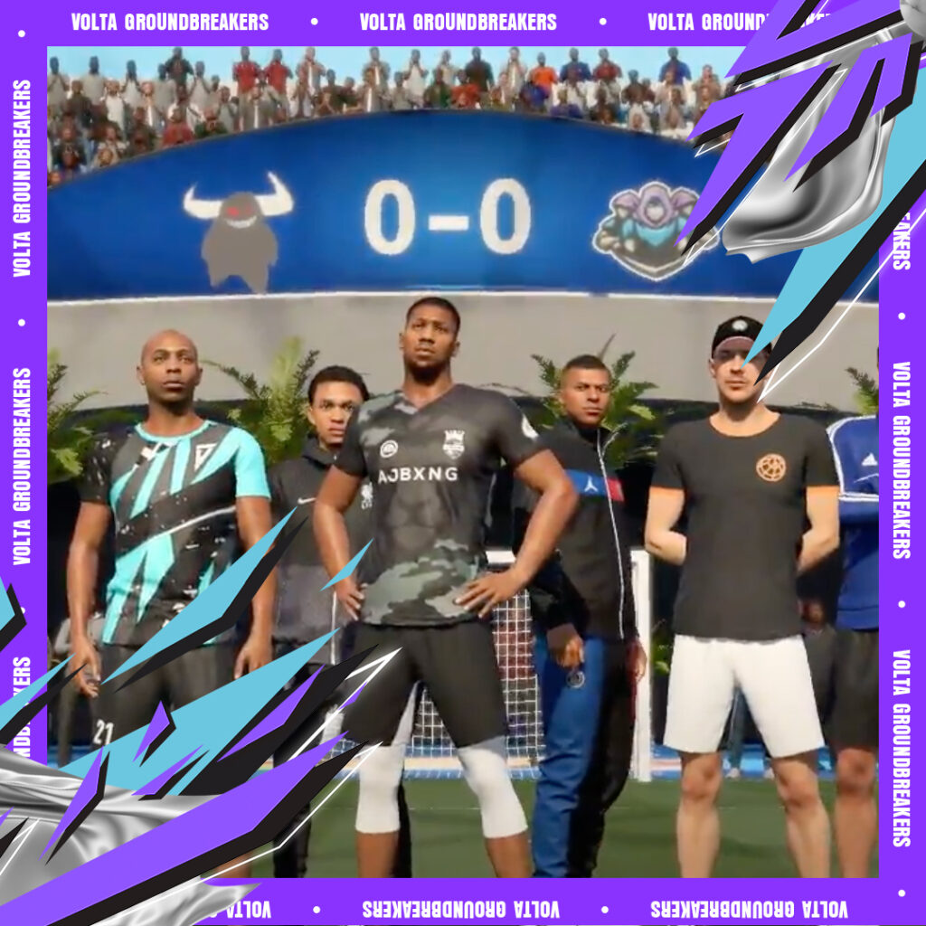 EA SPORTS FIFA x BLUP THE BLUP