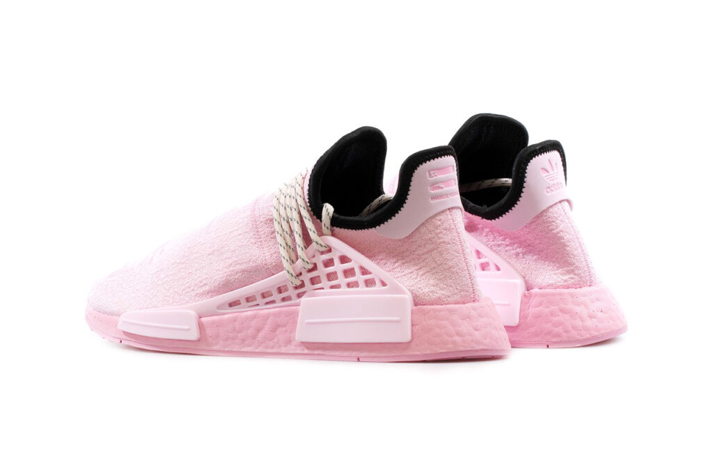 PHARRELL & ADIDAS' NEW TRAINER DROP THE BLUP