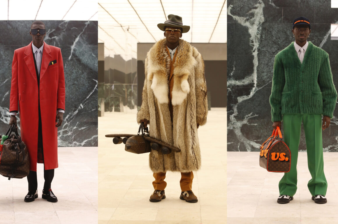 VIRGIL ABLOH'S LOUIS VUITTON CONTEMPLATES ARCHAIC SOCIETAL NORMS FOR FW21