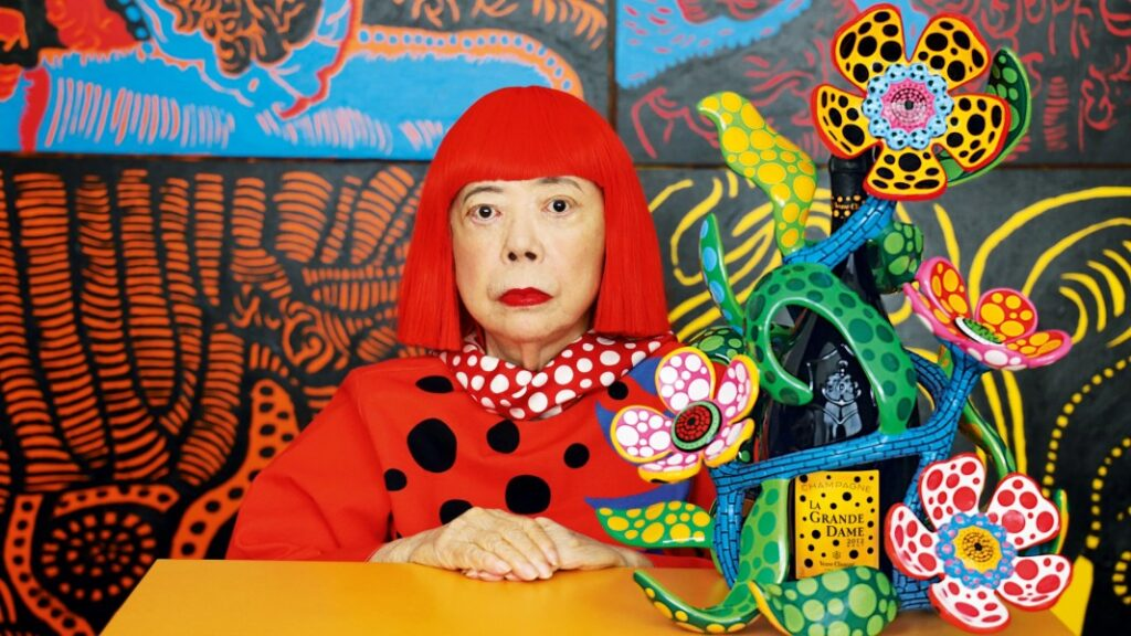 YAYOI KUSAMA IS COMING TO THE TATE THE BLUP