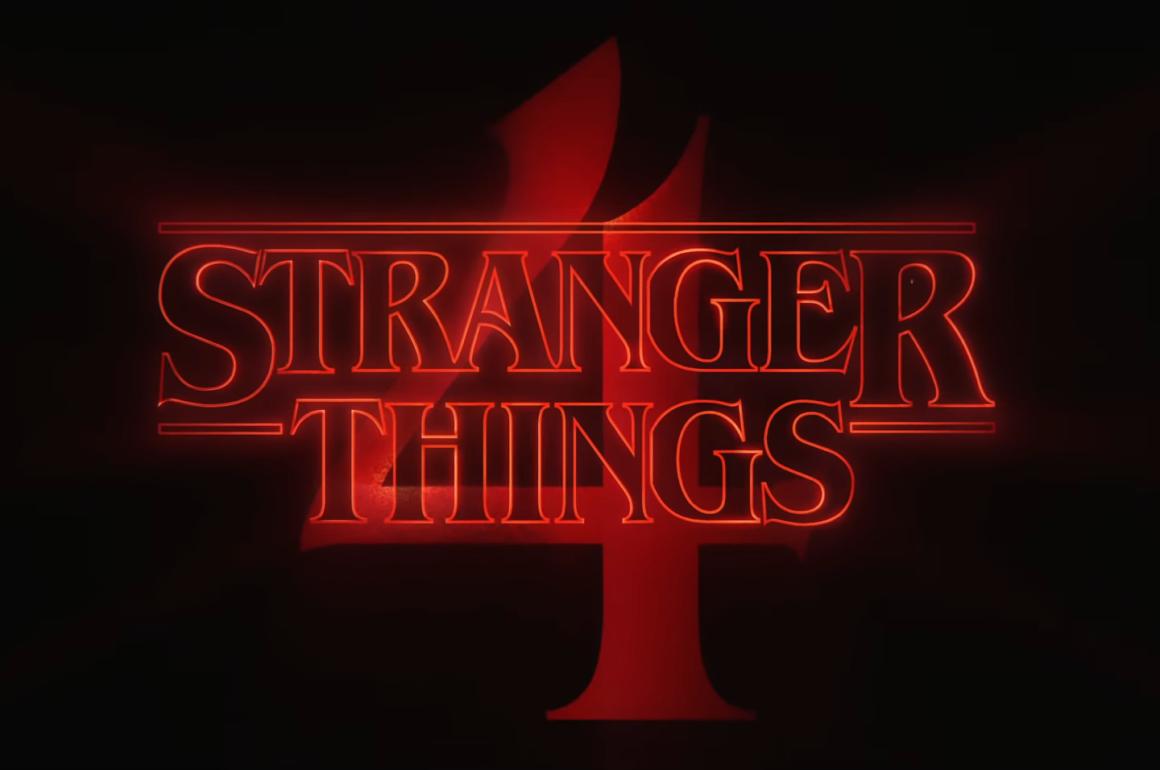NETFLIX DROPS 'STRANGER THINGS' SEASON 4 TEASER
