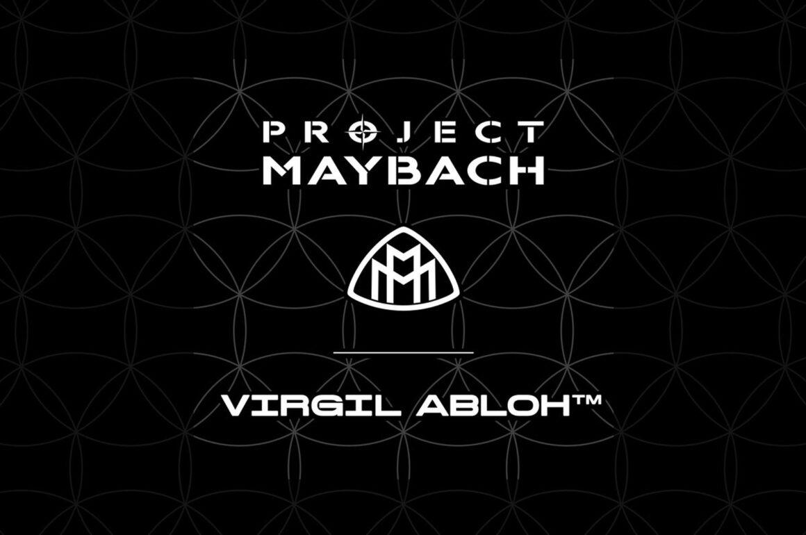 VIRGIL ABLOH X MERCEDES-MAYBACH